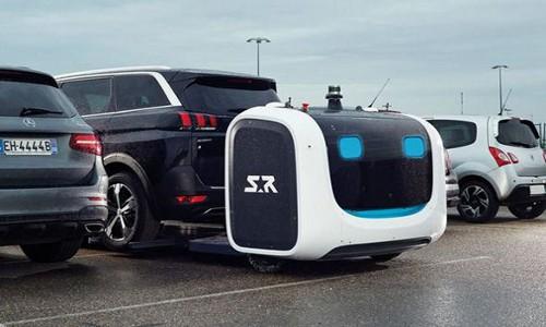 car-parking robot